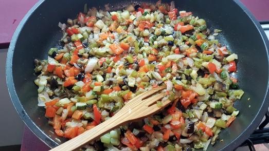 Fideuà de verdures4